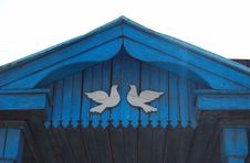 Free Wooden House Stock Photography - 5193452