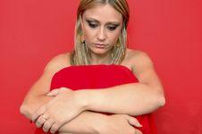 Free Sad Woman Stock Image - 5193561