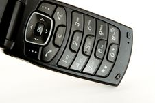 Free Cellphone Keypad Stock Photography - 5193712