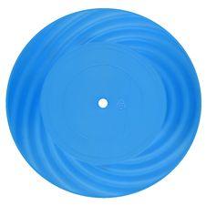 Free Vintage Blue Vinyl Record Royalty Free Stock Photos - 5193778