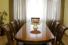 Free Dinning Room Stock Photo - 5193870