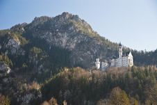 Free Castle Neuschwanstein Royalty Free Stock Photos - 5194178
