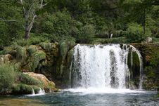 Free Waterfall Royalty Free Stock Photo - 5194555