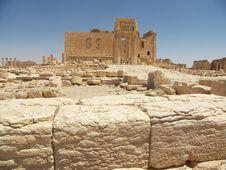 Free Palmyra, Syria Royalty Free Stock Image - 5194636