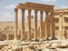 Free Palmyra, Syria Stock Photo - 5194640