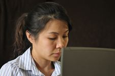 Free Working Lady Series 5 Stock Image - 5195301