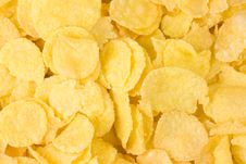 Free Cornflakes Background Royalty Free Stock Photo - 5196095