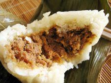 Glutinous Rice Royalty Free Stock Photo