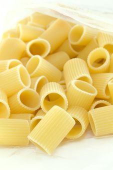 Free Raw Pasta Royalty Free Stock Photography - 5196577