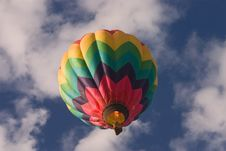 Free Hot Air Balloon Royalty Free Stock Photos - 5196698