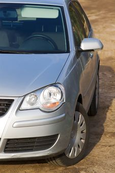Free Car On The Unpaved Road Stock Photos - 5197433