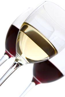 Free Glasses Of Wine Stock Photos - 5197593