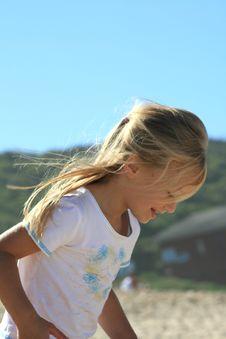 Free Beautiful Girl Child Stock Image - 5197671