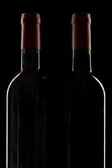 Free Wine Symmetry Royalty Free Stock Image - 5198336