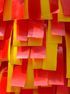 Free Red And Yellow Stock Photo - 5198950