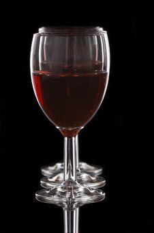 Free Wineglass Stock Image - 5199861