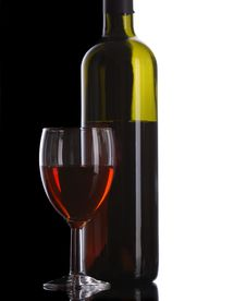 Free Wineglass Stock Photography - 5199872