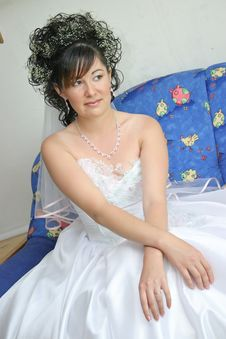 Free Pretty Bride Stock Photos - 520243
