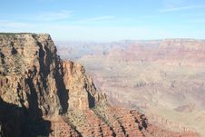 Free Grand Canyon View Royalty Free Stock Photos - 520408
