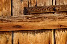 Free Wood And Metal Stock Photography - 520432