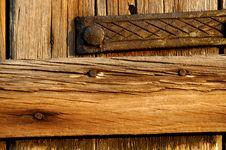 Free Wood And Metal Stock Photos - 520433