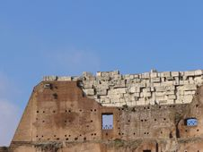 Colosseo Royalty Free Stock Photography