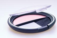 Free Rouge Kit Blush Powder Stock Photo - 520540