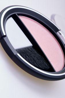 Free Rouge Kit Blush Powder Stock Photos - 520543