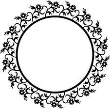 Free Decorative Frame, Vector Royalty Free Stock Photo - 521005