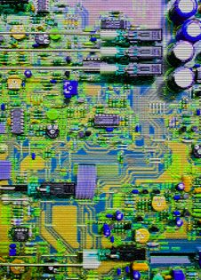 Free Circuit Board Stock Images - 521304