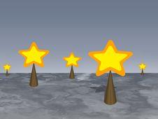 Free Star-scene Stock Image - 521351