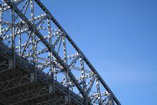 Free Burlington Skyway Stock Image - 521901