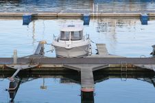 Free Boat Royalty Free Stock Photography - 522787