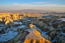 Free Cappadocian Landscape Royalty Free Stock Photos - 523008
