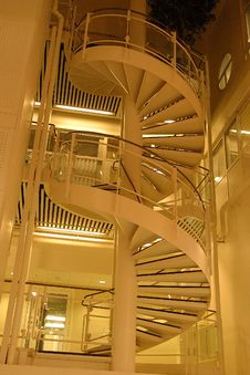 Free Screwed Stair Stock Photo - 524100