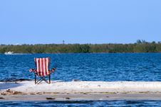 Free Water Chair Stock Photos - 524753