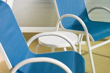 Free Deck Chairs 2 Stock Images - 524774