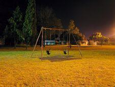 Free Night Swing Stock Images - 525104