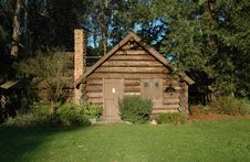 Free Log Cabin Stock Photos - 525183