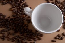 Free Coffee Time - Kaffeezeit Royalty Free Stock Images - 525629