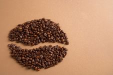 Free Coffeebean - Kaffeebohne Royalty Free Stock Photo - 525745