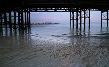 Free Blackpool Pier Royalty Free Stock Photo - 527195