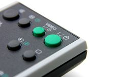 Free TV Remote Stock Image - 527761