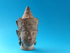 Free Buddhist Head Royalty Free Stock Photos - 528488