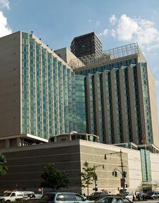 Free Aqua Building Stock Image - 528721