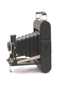 Free Old Camera Royalty Free Stock Images - 529949