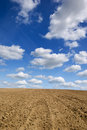 Free Ploughed Field. Stock Photography - 5207662