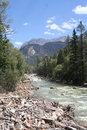 Free Rushing Stream In Colorado Stock Photo - 5208260