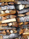 Free Wood Pile Stock Photography - 5208872