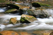 Free Water Streams And Cascades Stock Images - 5200604